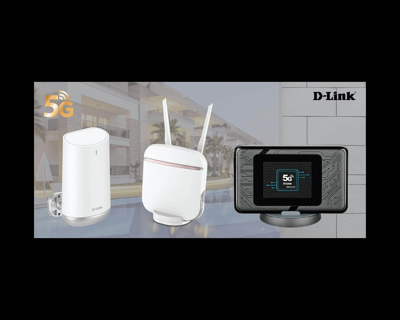 D-Link 5G Solutions