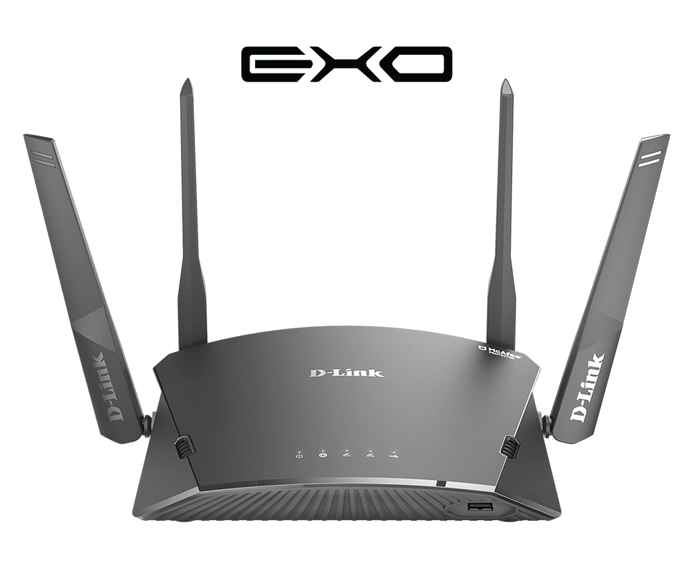 DIR-1760 AC1750 Mesh-Enabled Smart Wi-Fi Router