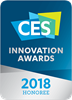 2018 CES Innovation Honoree