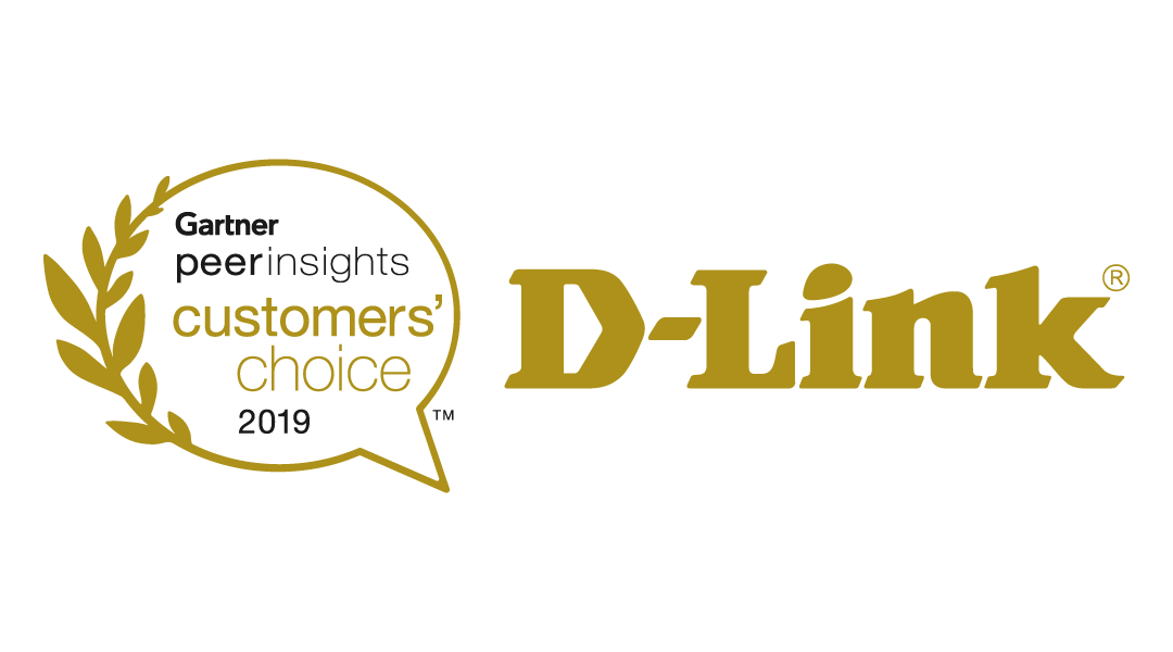 D-Link Named an April 2019 Gartner Peer Insights Customers' Choice for Wired and Wireless LAN Access Infrastructure