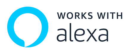 Works with alexa