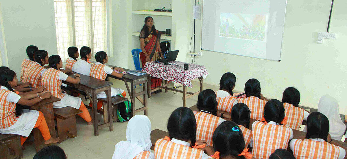 Kerala infrastructure and technology for education