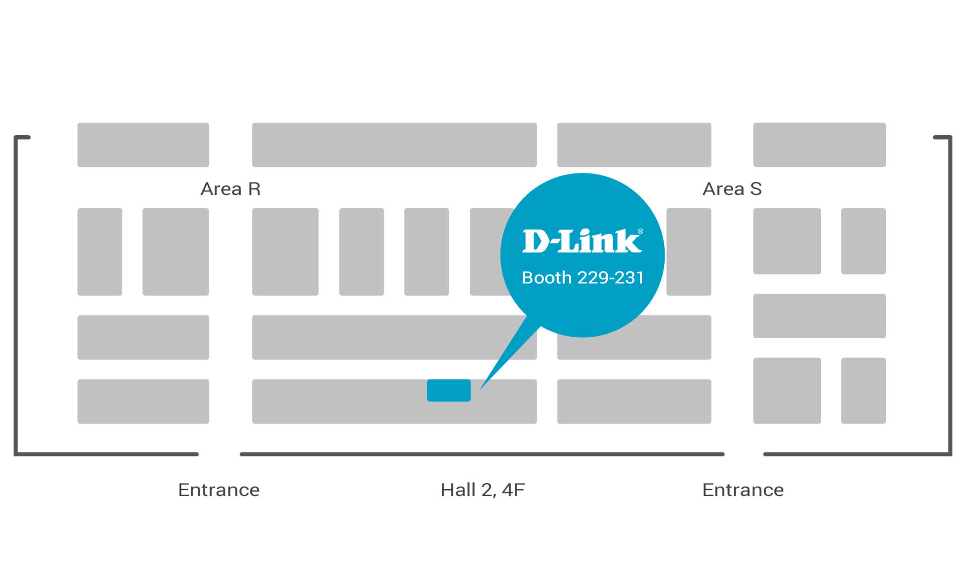 D-link booth 229 231