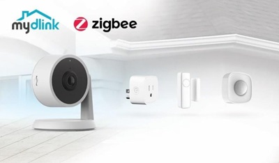 D-Link Presents Latest Solutions with Zigbee Technology at