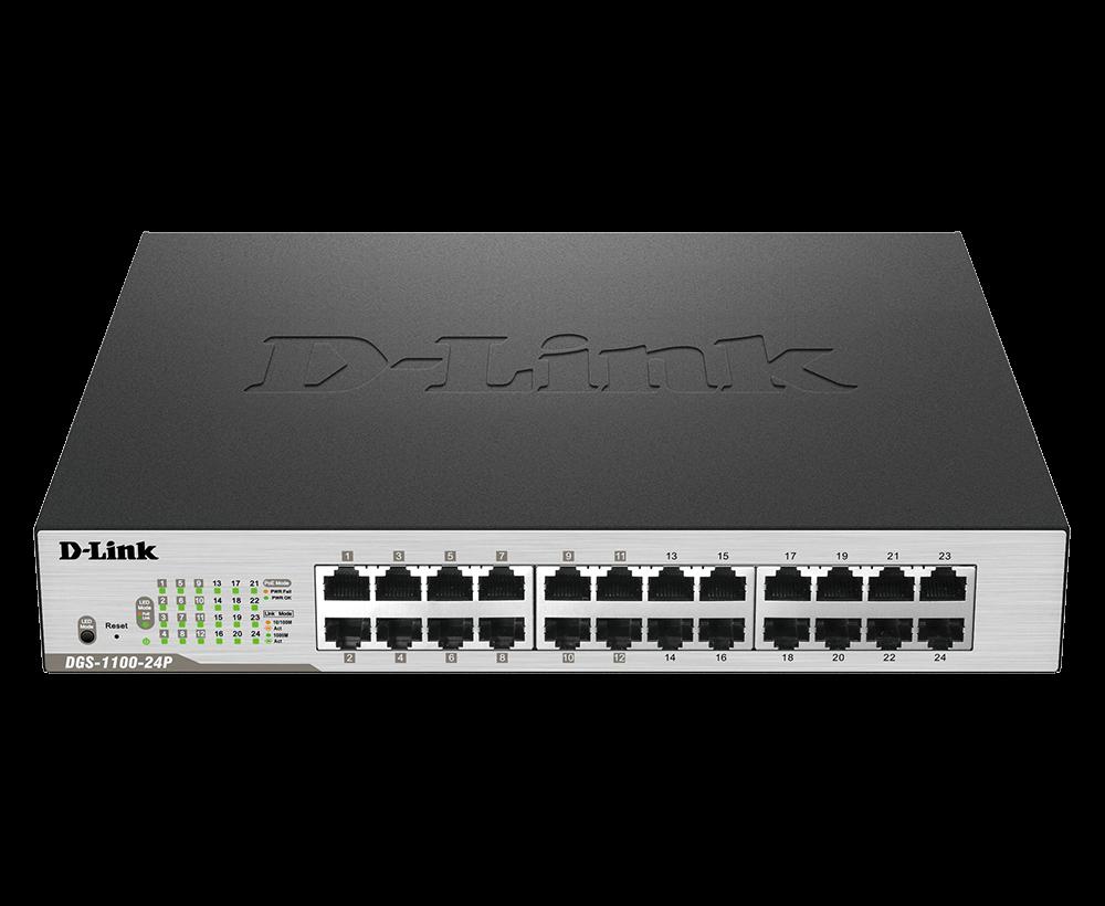 DGS-1100-24P