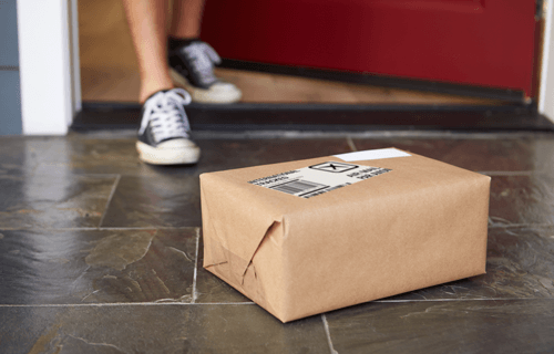 Put an end to stolen packages.