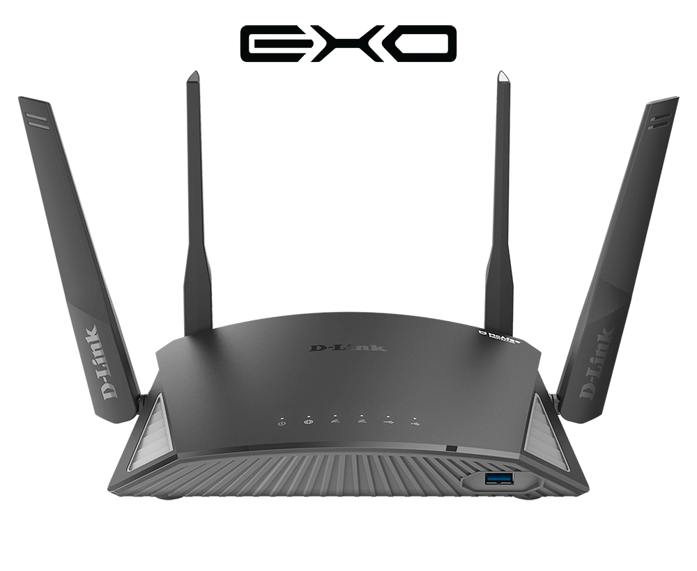 DIR-2660 AC2600 Smart Mesh Wi-Fi Router