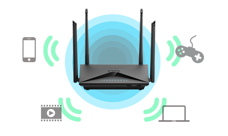 Smooth Streaming with Wireless 802.11ac Wave II